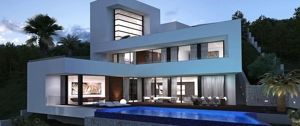 Villa kopen spanje Costa Blanca