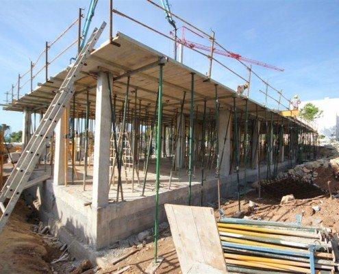 bouw villa spanje