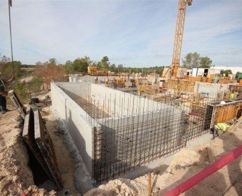 constructie bouw spanje