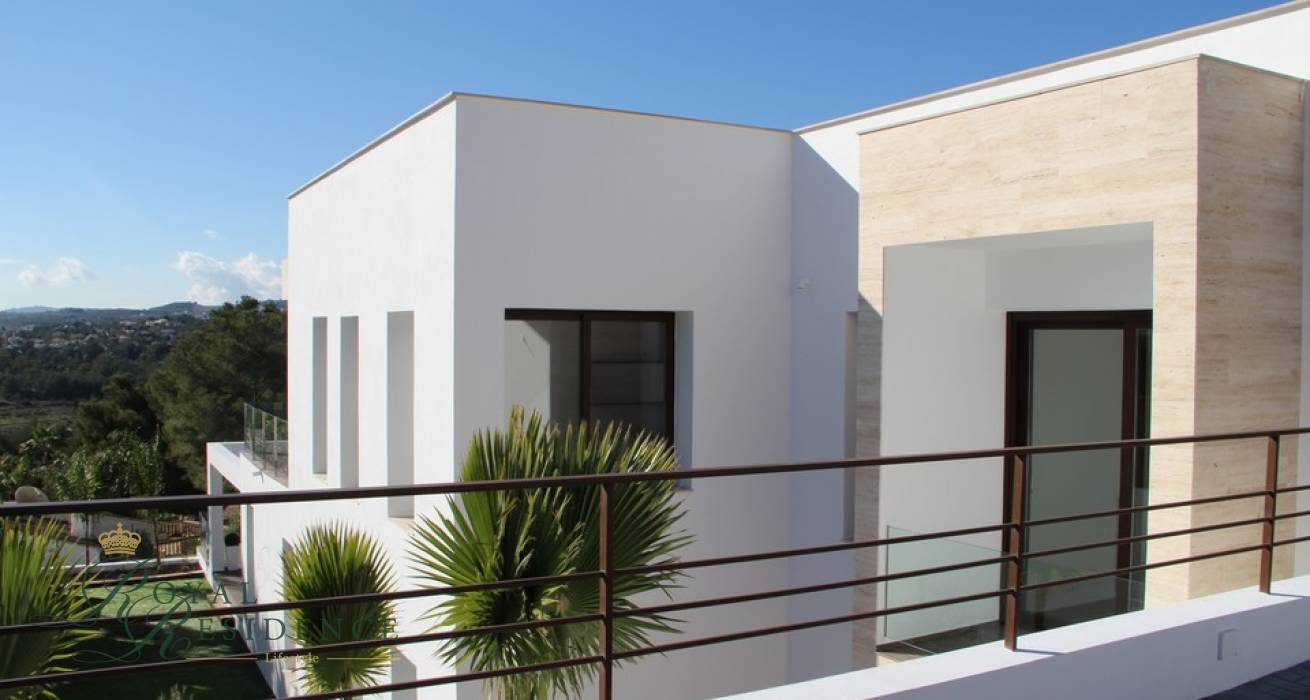 Newly built Villa in Javea