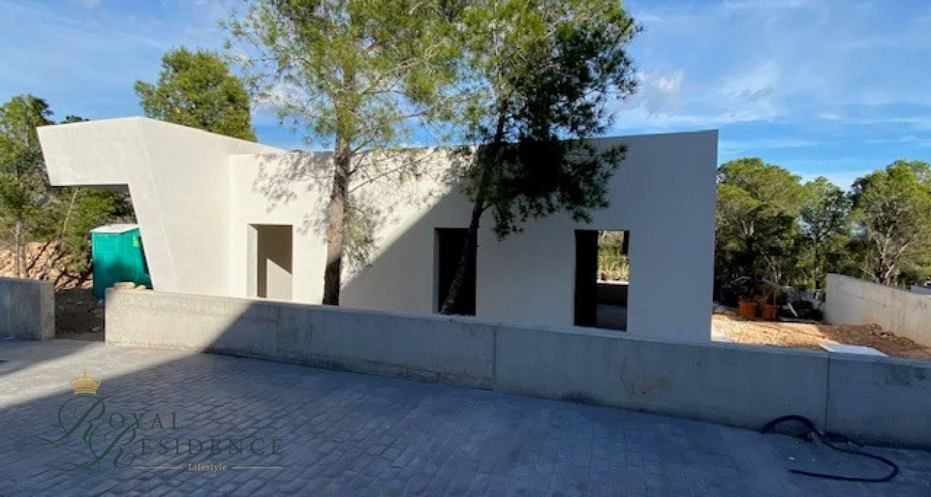 Polop, Costa Blanca, Spain, 3 Bedrooms Bedrooms, ,2 BathroomsBathrooms,Villa,Sale,1892