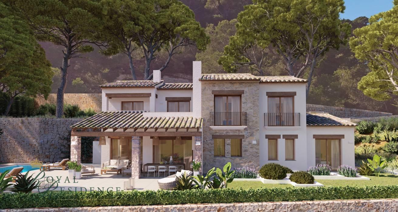 Jávea, Costa Blanca, Spain, 5 Bedrooms Bedrooms, ,5 BathroomsBathrooms,Villa,Sale,1896