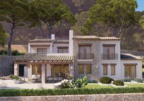 Jávea, Costa Blanca, Spain, 5 Bedrooms Bedrooms, ,5 BathroomsBathrooms,Villa,Sale,1896
