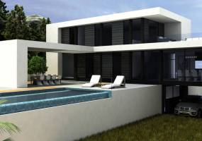 Moraira, Costa Blanca, Spain, 3 Bedrooms Bedrooms, ,2 BathroomsBathrooms,Villa,Sale,1009