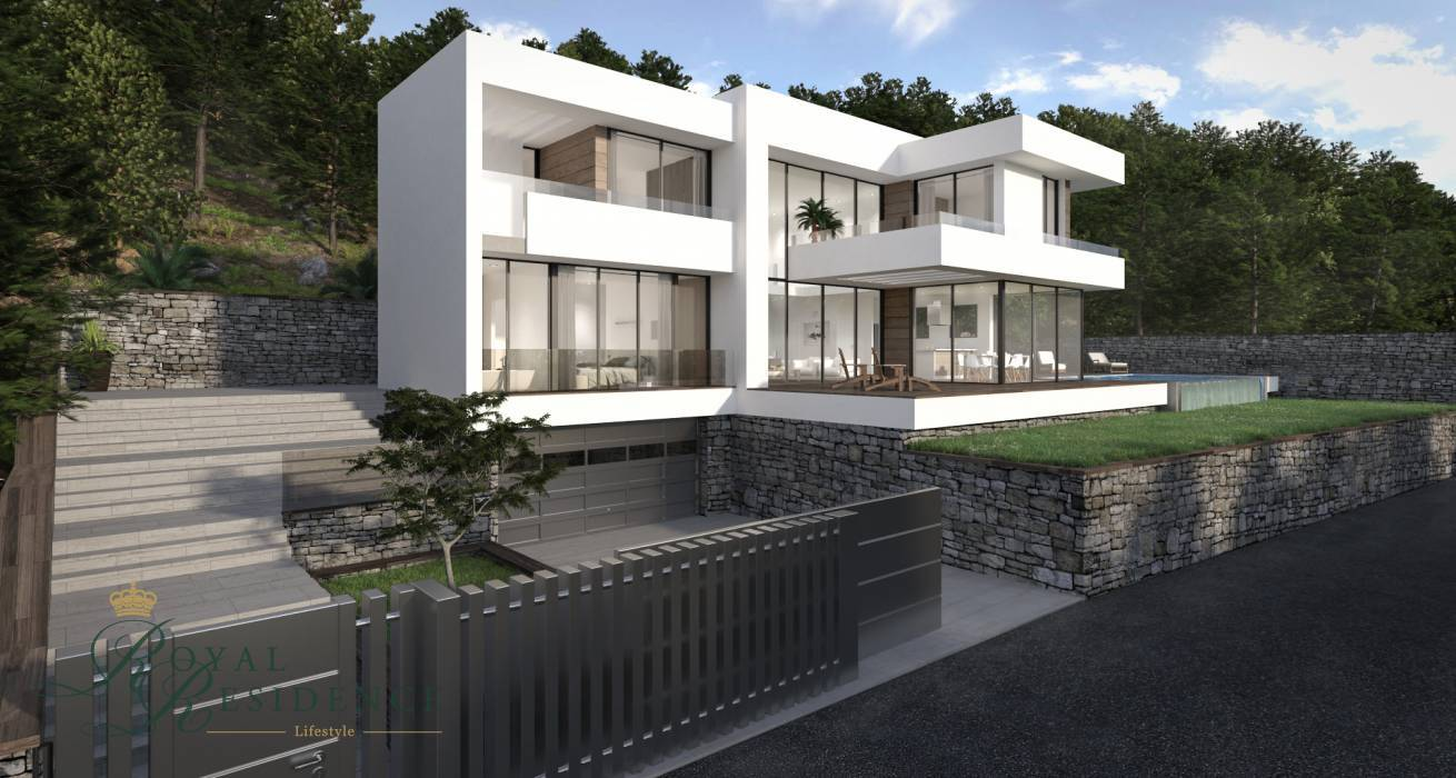 Moraira, Costa Blanca, Spain, 4 Bedrooms Bedrooms, ,3 BathroomsBathrooms,Villa,Sale,1016