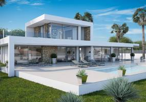 Jávea- Costa Blanca- Spain, 3 Bedrooms Bedrooms, ,3 BathroomsBathrooms,Villa,Sale,1345