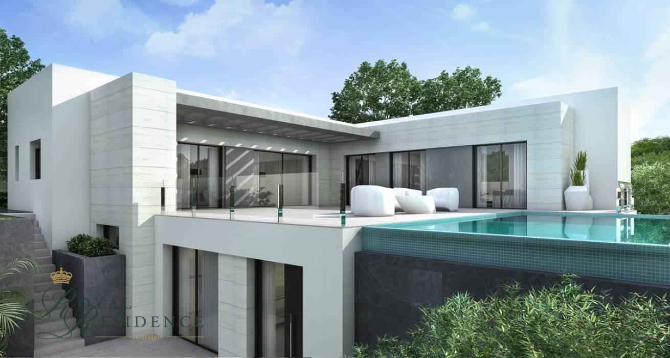 Moraira- Costa Blanca- Spain, 3 Bedrooms Bedrooms, ,2 BathroomsBathrooms,Villa,Sale,1353