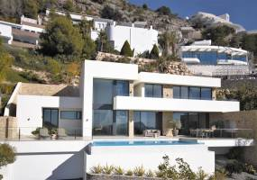 Altea, Costa Blanca, Spain, 4 Bedrooms Bedrooms, ,3 BathroomsBathrooms,Villa,Sale,1002