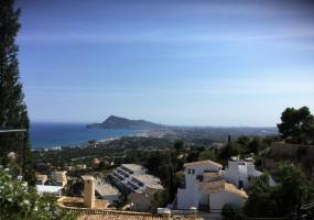 Altea, Costa Blanca, Spain, ,Plot,Sale,1434
