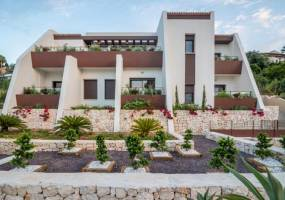 Key ready villa with panoramic coastal views in Javea