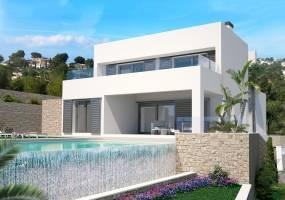 design villa for sale spain