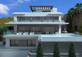 Benitachell,Costa Blanca,Spain,3 Bedrooms Bedrooms,4 BathroomsBathrooms,Villa,1475