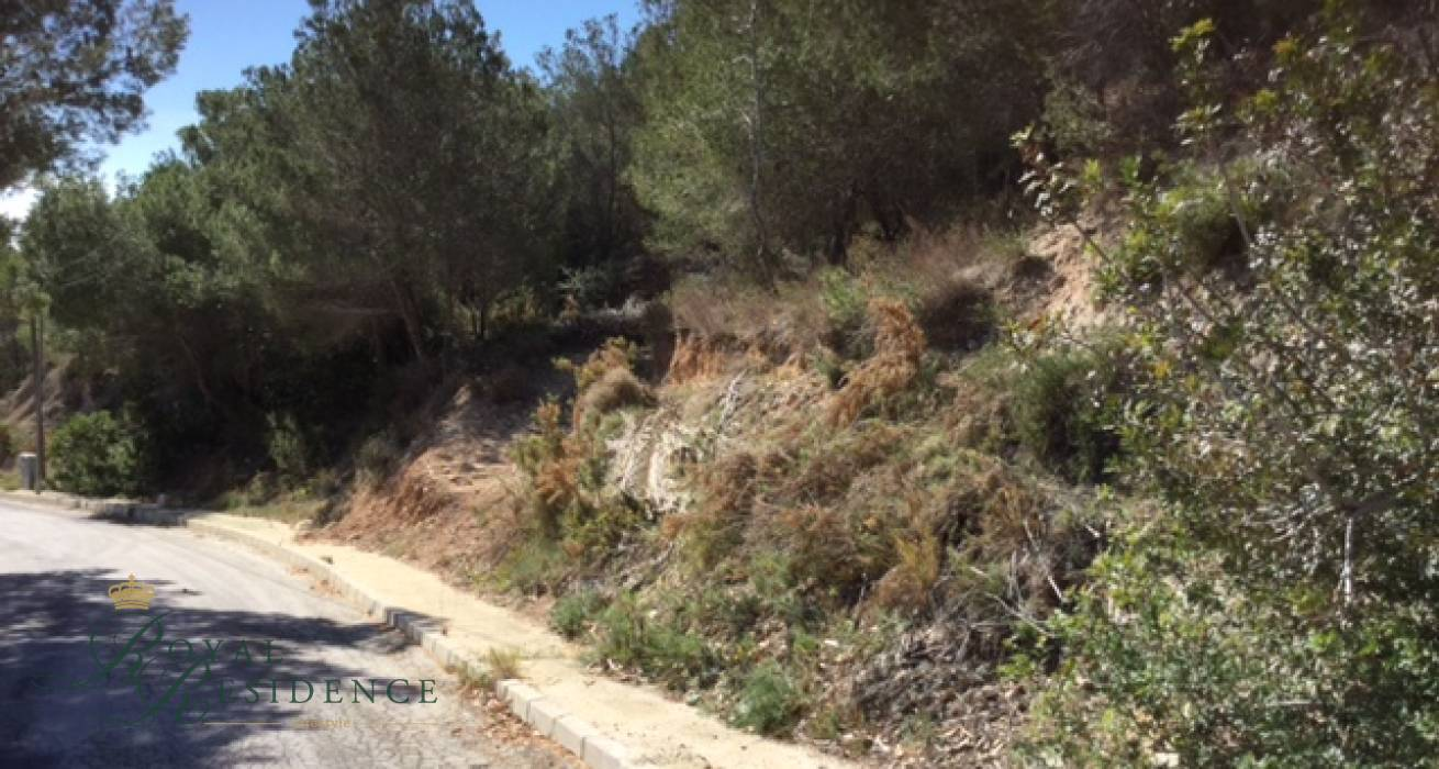 Altea, Costa Blanca, Spain, ,Plot,Sale,1512