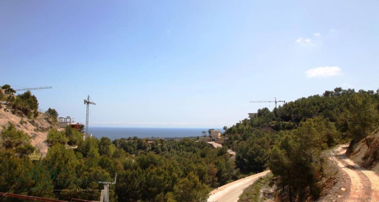 Key ready villa in Benissa