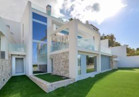 Designer villas in Sierra de Altea