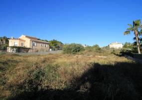 Off plan villa in Javea