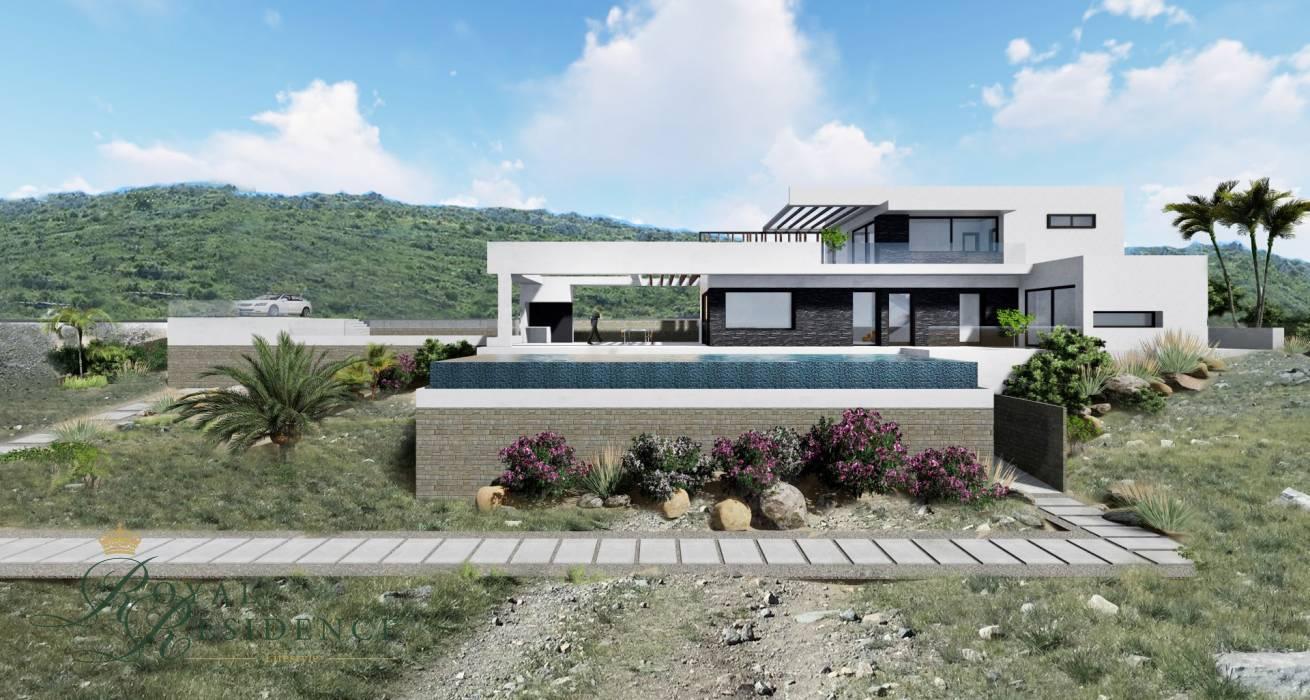 Villa Antoinetta Dos off plan villa in Javea