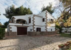 Reformed villa in Javea
