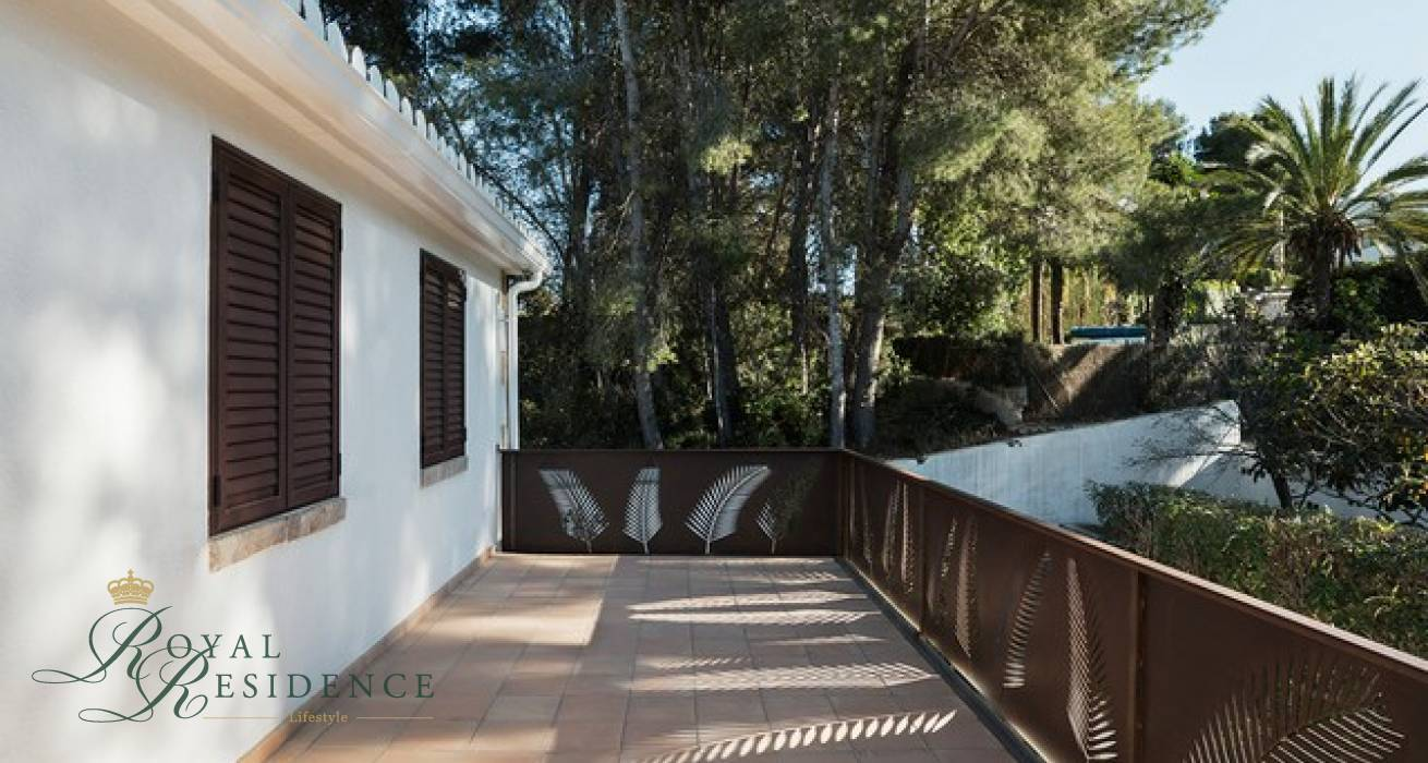 Reformed villa in Javea