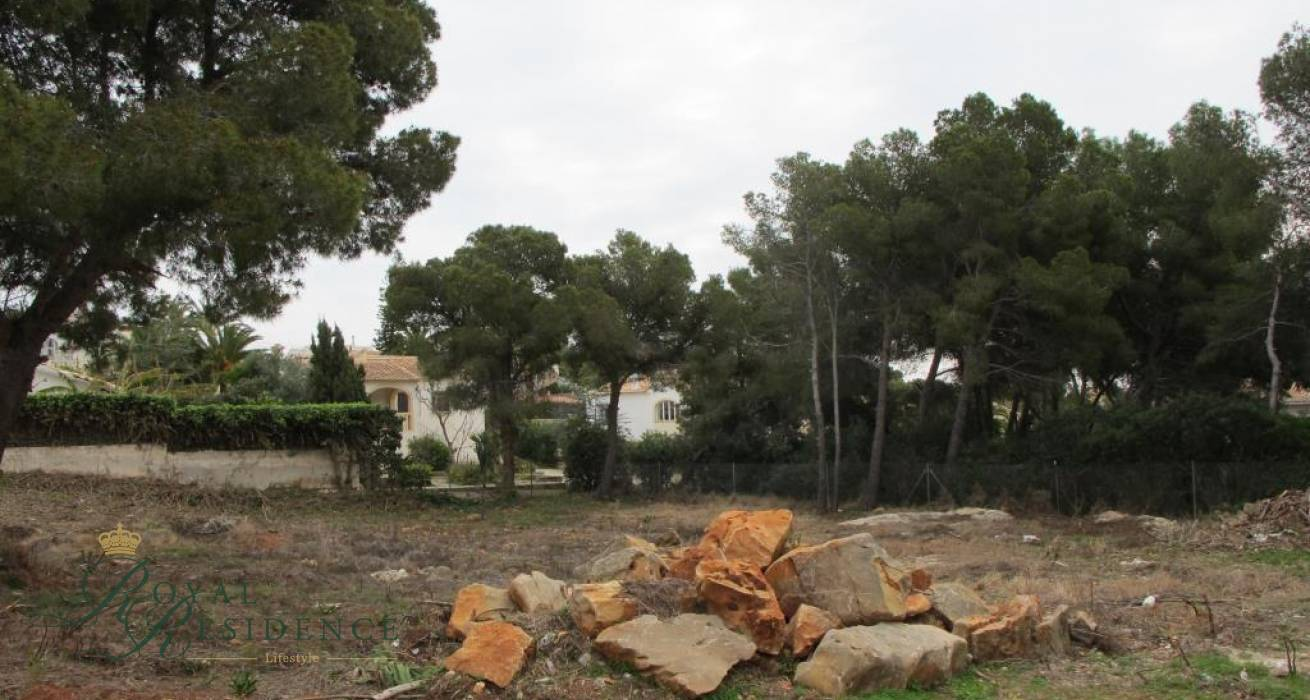 Jávea, Costa Blanca, Spain, ,Plot,Sale,1716