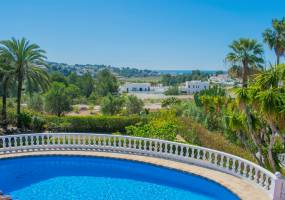 Reduced in price villa in Moraira