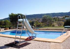 Large country house for sale in Javea