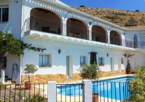 Villa with sea views in Javea