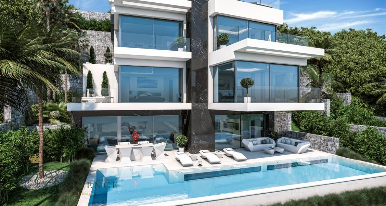 Jávea, Costa Blanca, Spain, 4 Bedrooms Bedrooms, ,5 BathroomsBathrooms,Villa,Sale,1751