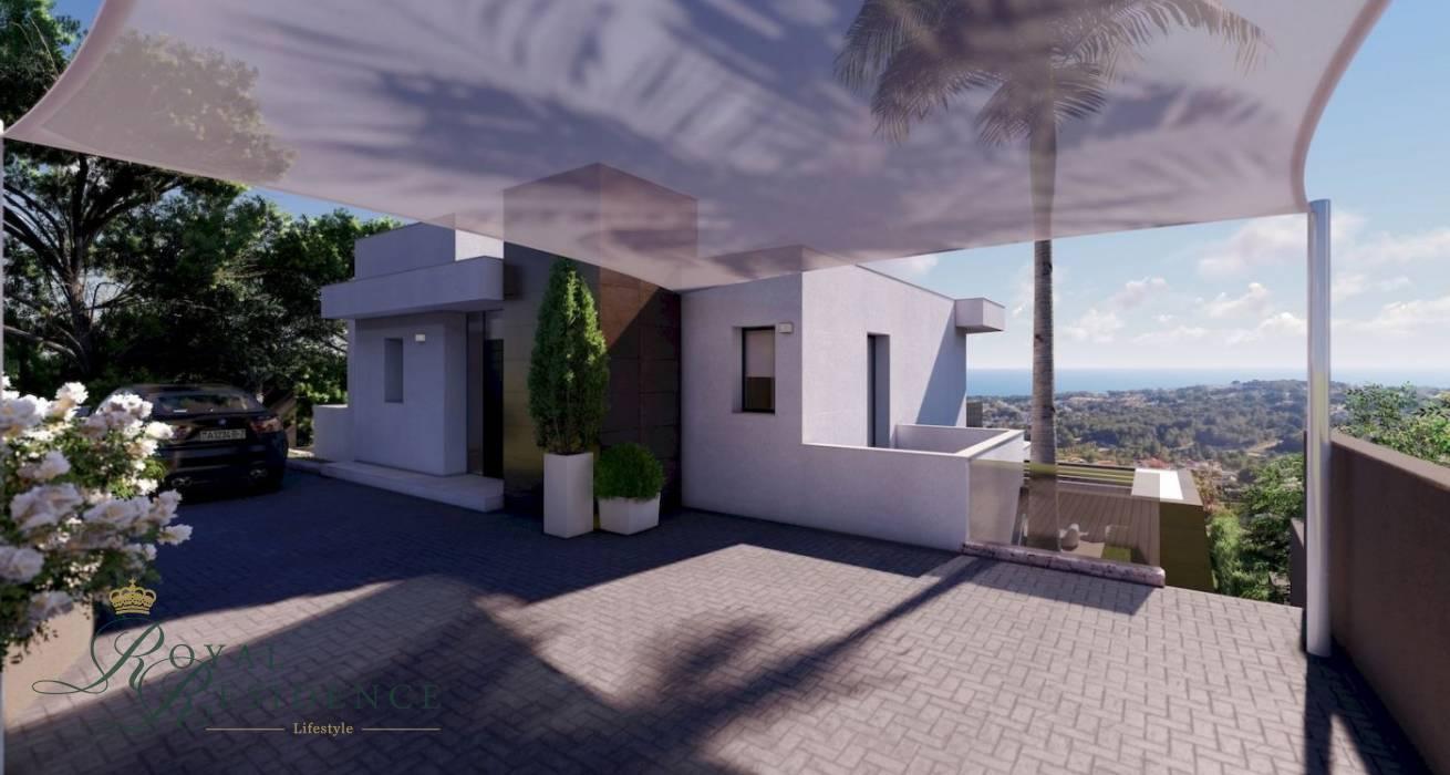 Moraira, Costa Blanca, Spain, 4 Bedrooms Bedrooms, ,5 BathroomsBathrooms,Villa,Sale,1762