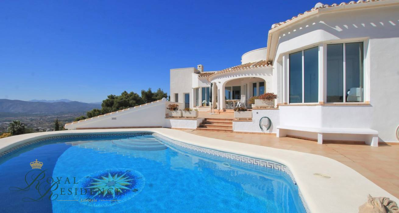 Immaculate villa in Javea
