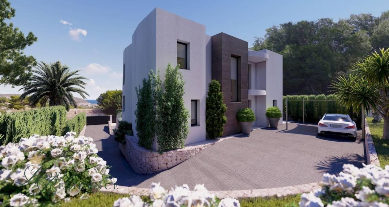 Moraira, Costa Blanca, Spain, 4 Bedrooms Bedrooms, ,4 BathroomsBathrooms,Villa,Sale,1804