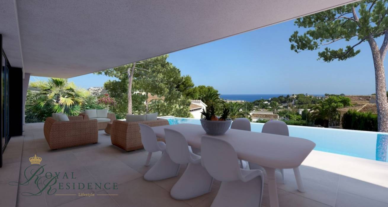 Moraira, Costa Blanca, Spain, 4 Bedrooms Bedrooms, ,4 BathroomsBathrooms,Villa,Sale,1809