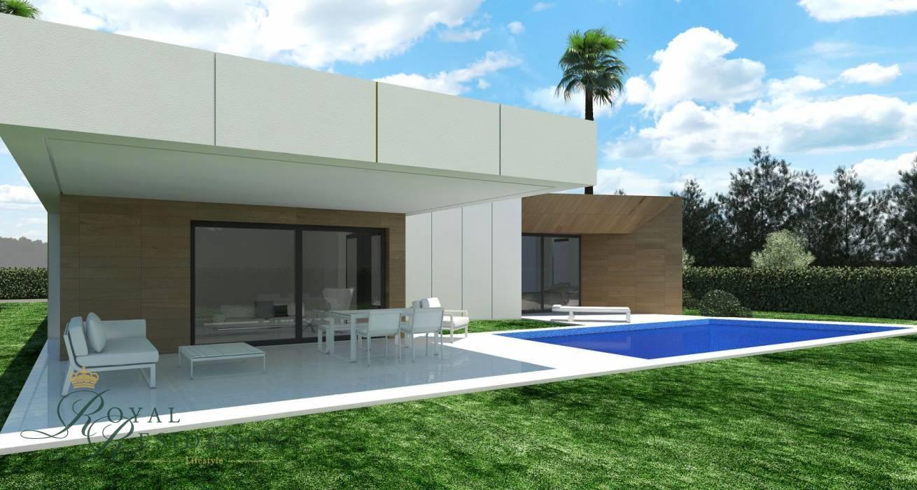 Villa model Letitia