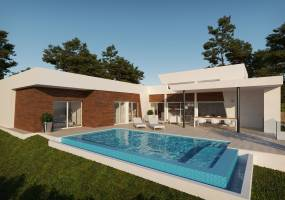 Key ready modern villa in Calpe