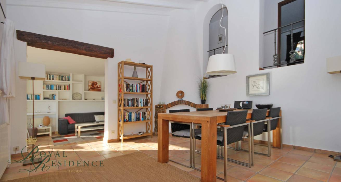 Villa in Benissa with lovely sea view