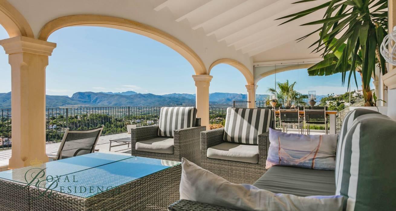 4 bedroom villa in Javea
