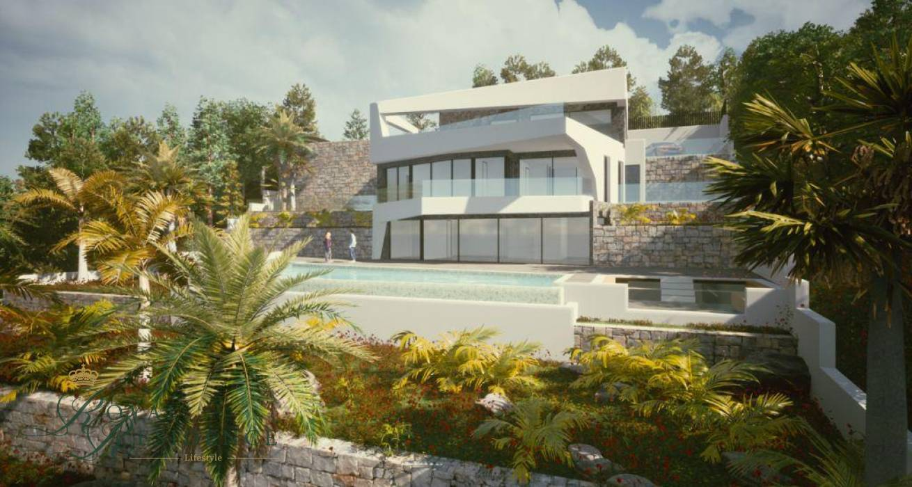 Benissa, Costa Blanca, Spain, 4 Bedrooms Bedrooms, ,5 BathroomsBathrooms,Villa,Sale,1835