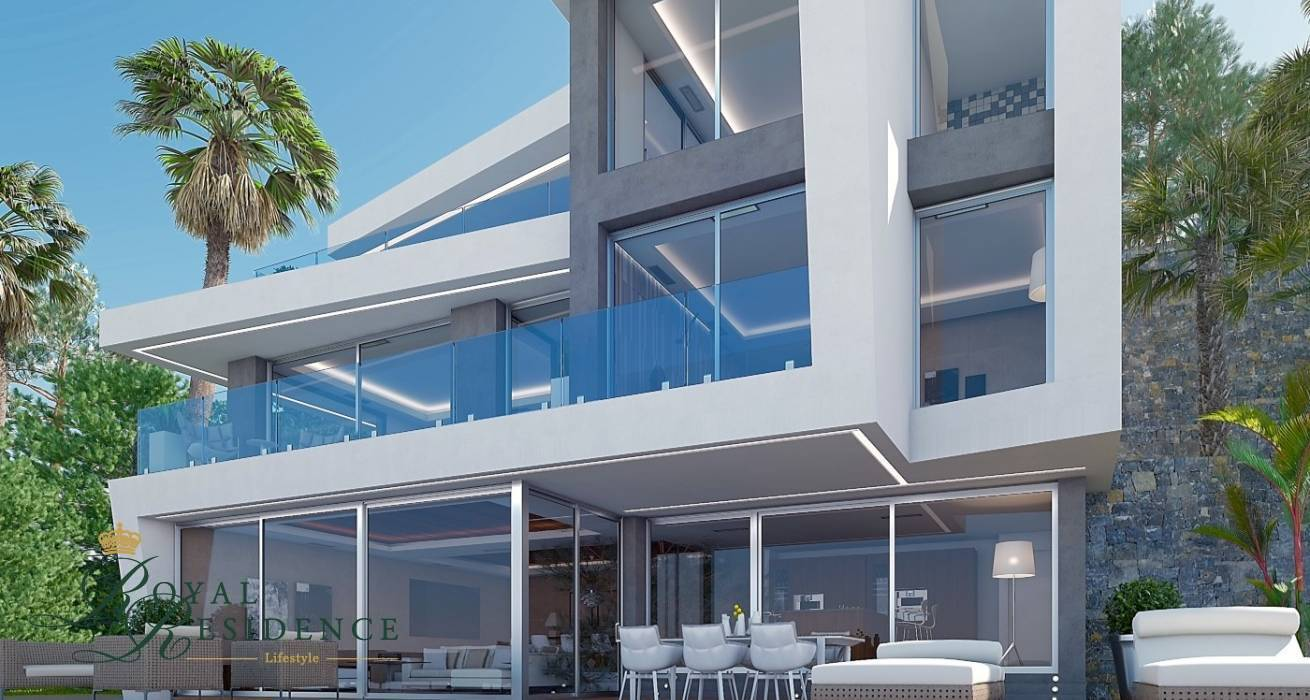 Jávea, Costa Blanca, Spain, 5 Bedrooms Bedrooms, ,4 BathroomsBathrooms,Villa,Sale,1836
