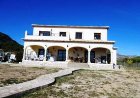 Murla, Costa Blanca, Spain, 8 Bedrooms Bedrooms, ,5 BathroomsBathrooms,Villa,Sale,1843