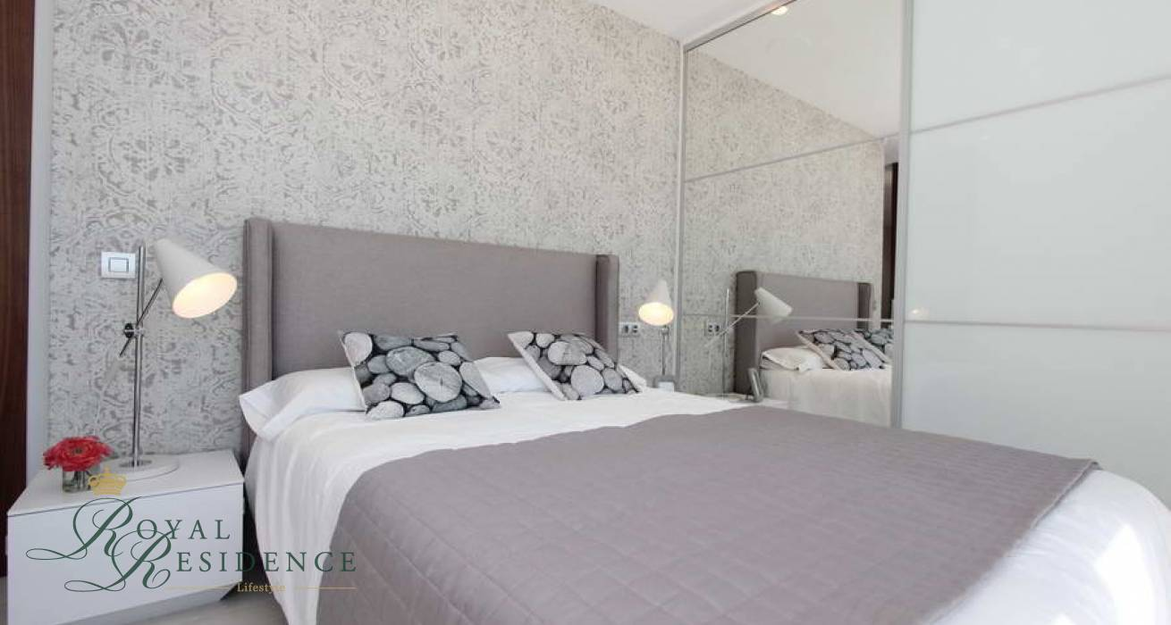 Spacious luxury villa in Altea PV