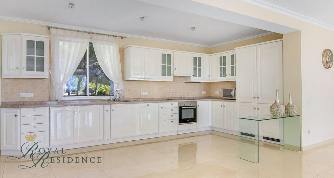 Luxury villa in Altea PV