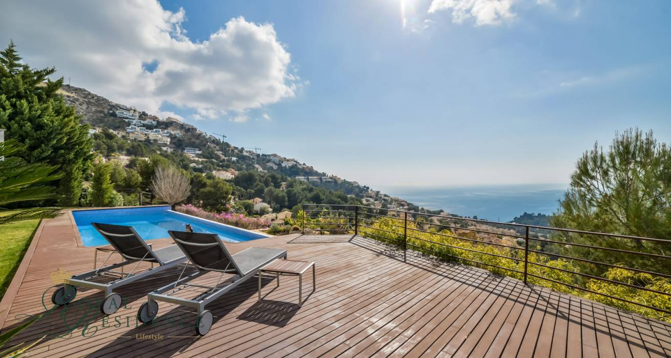 Luxury Villa in Altea